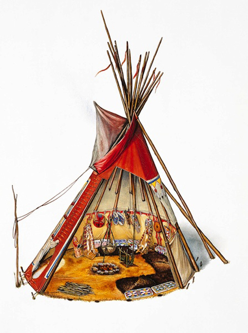 Native-American-Teepee-WO-1992